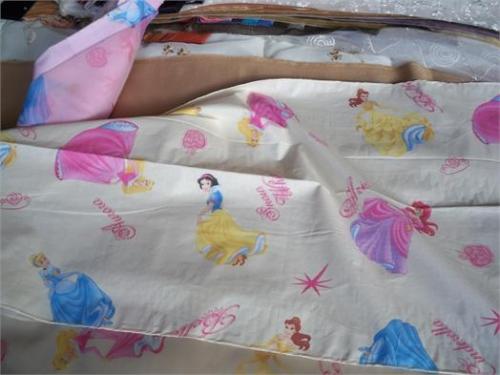 Ύφασμα, Παιδικό Βαμβακερό Πριγκίπισσες Disney