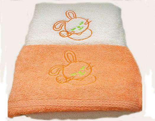 Σετ Πετσέτες 2 Τεμαχίων, Rabbit, VsHome