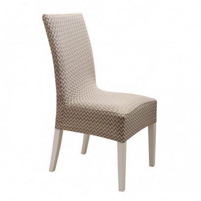 Κάλύμμα Καρέκλας, Ελαστικό Diamond2 Χωρίς Βολάν, Viopros