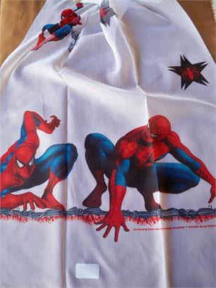 Ύφασμα Βουάλ, Licensed Boys The Amazing Spiderman