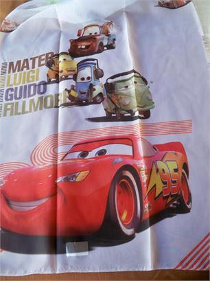 Ύφασμα Βουάλ, Licensed Boys  Cars Movie