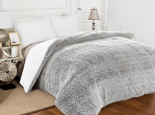 Κουβέρτα-Ριχτάρι 2 Όψεων, 220Χ240, Super Soft 371, AnnaRiska