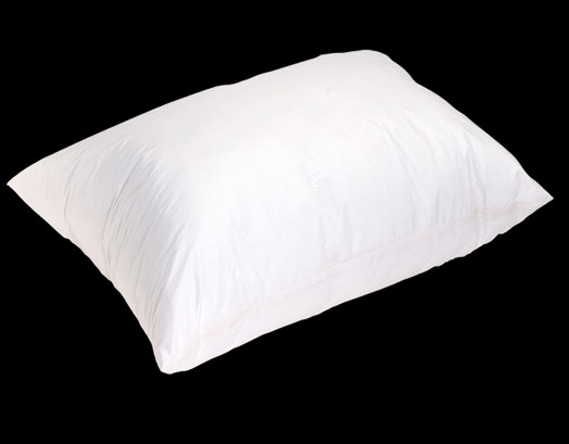 Μαξιλάρι Ύπνου με Πουπουλόπανο και Πολυεστερικό Μπιλάκι, VsHome