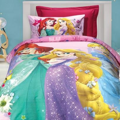 Σετ Πάπλωμα Μονό, Princess 5012 Disney, Das