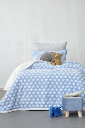 Κουβέρτα Fleece, Κούνιας 110x140 Cobi, Palamaiki