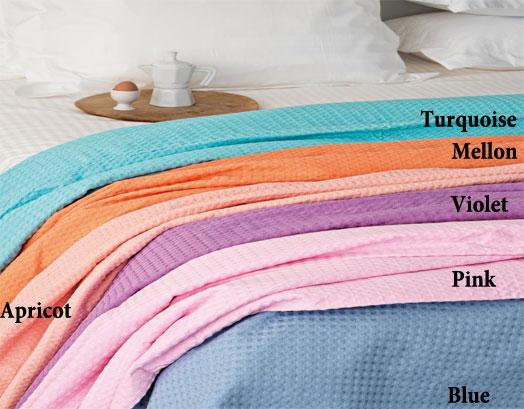 Κουβέρτα Μονή, Color Waffles, Palamaiki