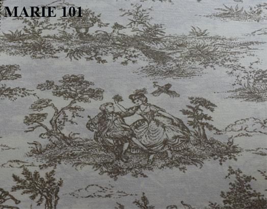 Τραπεζομάντηλο 140X140, Σχέδιο Marie 101, Συσκευασία 10 Τεμαχίων, VsHome