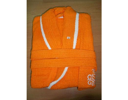 Μπουρνούζι Large, Orange, VsHome