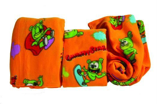 Κουβέρτα Fleece Αγκαλιάς, Gummy Bear, Viopros