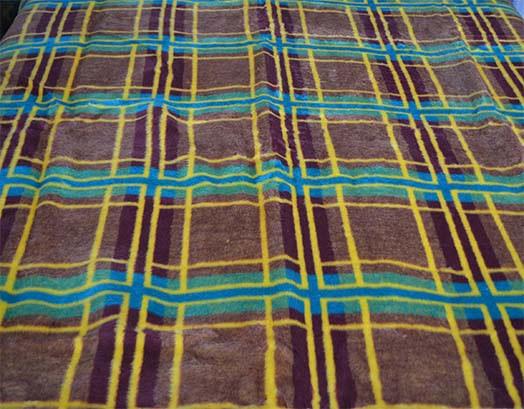 Κουβέρτα Διπλή, Ακρυλική, VsHome