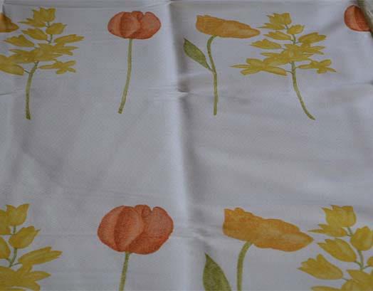 Κουβέρτα Διπλή, Πικέ Flowers, VsHome