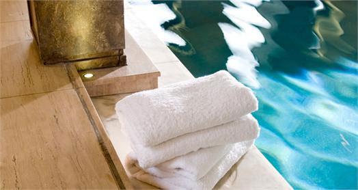Πετσέτα Πισίνας 450γρ., Συσκευασία 12 Τεμαχίων