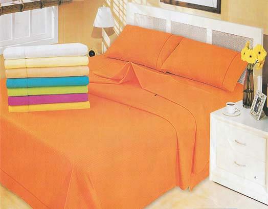 Κουβέρτα Υπέρδιπλη, Πικέ, Συσκευασία 10 Τεμαχίων
