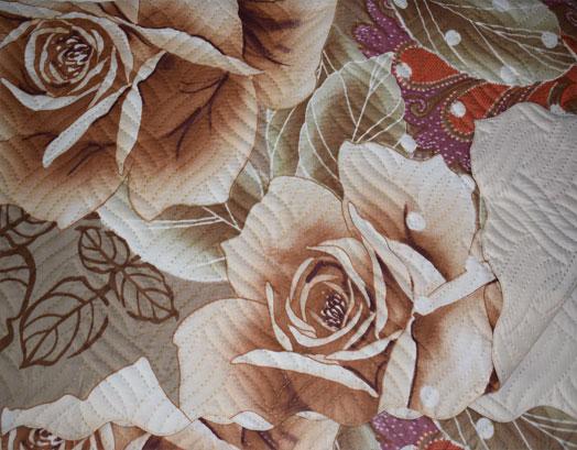 Κουβερλί Διπλό, Flowers No1, VsHome