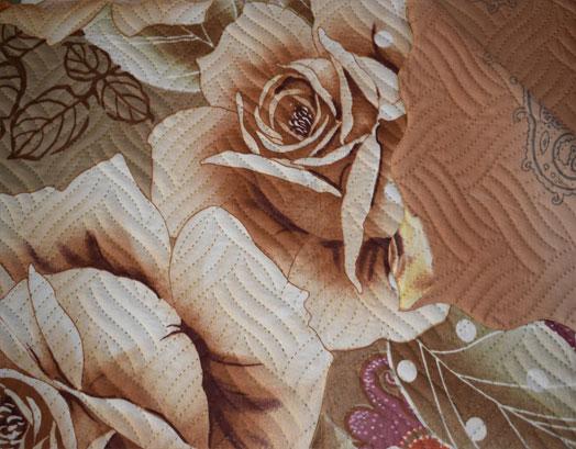 Κουβερλί Διπλό, Flowers No2, VsHome