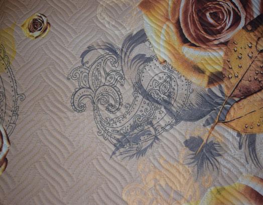 Κουβερλί Διπλό, Flowers No3, VsHome