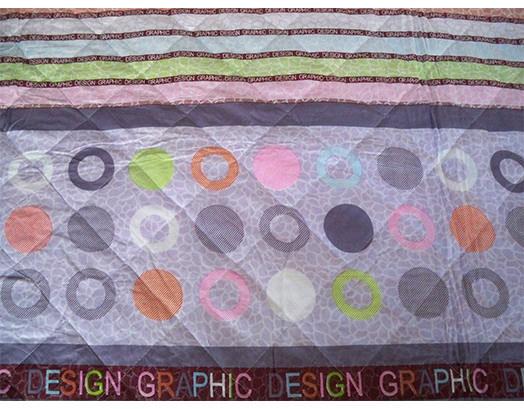 Κουβερλί Διπλό, Graphic, VsHome
