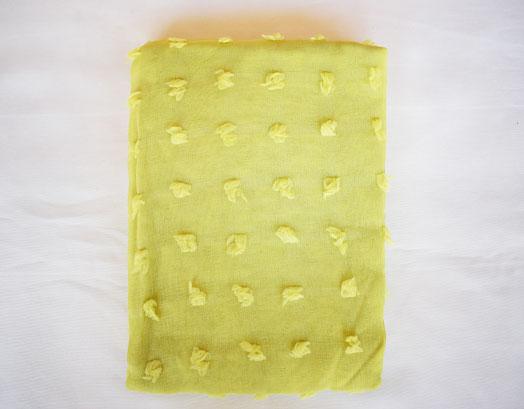 Έτοιμη Κουρτίνα Γάζα με Pon Pon, 2.60 X 2.80, VsHome