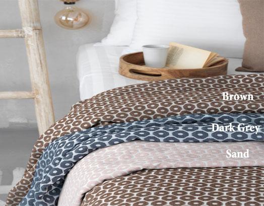 Κουβέρτα Υπέρδιπλη, Diva Covers JQ007, Palamaiki