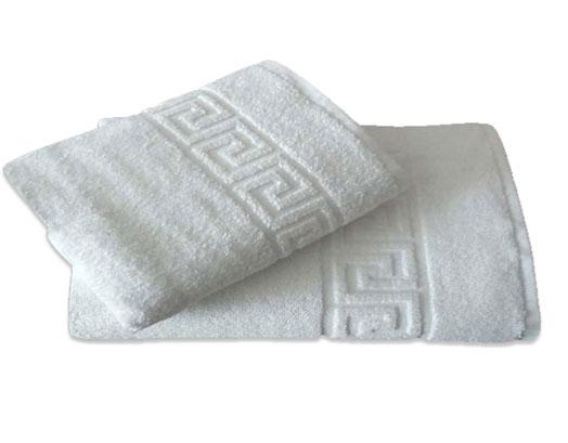 Πετσέτα Προσώπου 500γρ. Μαίανδρος, Συσκευασία 12 Τεμαχίων