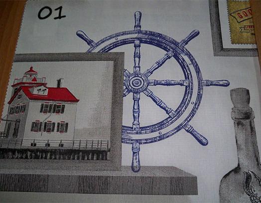 Ύφασμα, Λονέτα Ocean Fe, Viopros