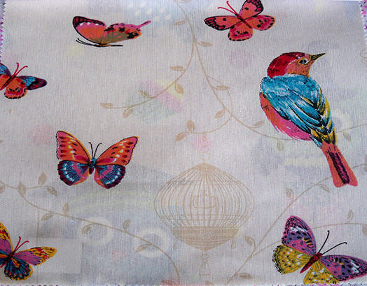 Ύφασμα, Λονέτα Πεταλούδες, Viopros