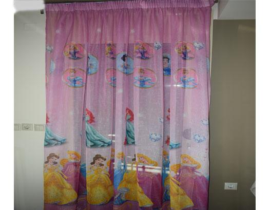 Έτοιμη Κουρτίνα Γάζα 300Χ280, Princess 2506-2, VsHome
