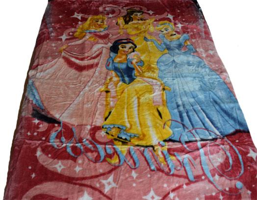 Κουβέρτα Μονή Βελούδινη-Ακρυλική, Princess, VsHome