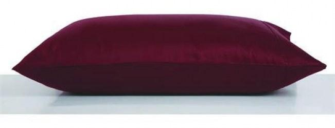 pillowcasesburgundy
