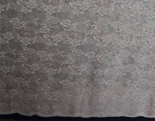 Έτοιμη Κουρτίνα Δαντέλα Λουλούδι S1, 3.00 X 2.80, VsHome