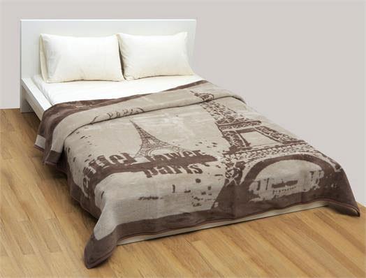 Κουβέρτα Υπέρδιπλη,  Ακρυλική Paris 960 , Viopros