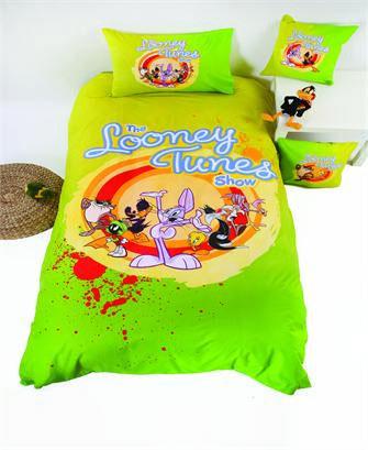Ζεύγος Μαξιλαροθήκες, Looney Tunes, Viopros