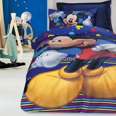 Σετ Πάπλωμα Μονό, Mickey 5011 Disney, Das