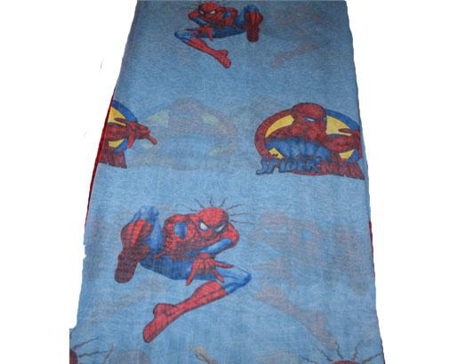 Έτοιμη Κουρτίνα Γάζα 270Χ280, Spiderman 6525, VsHome